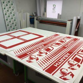 adesivi stickers 500 abarth